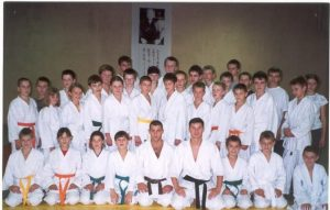 Зал на Тарту мнт. 52. Общая фотография 1999