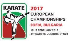 17-19.02.17. Прошел Чемпионат Европы по карате WKF среди молодежи.