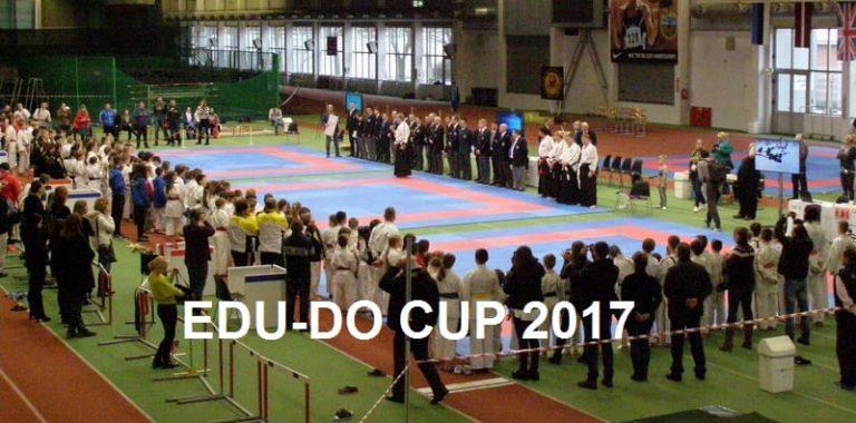 4.02.17. Прошел EDU-DO CUP, этап EKL.