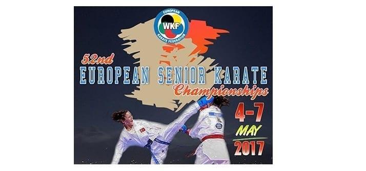 4-7.05. Чемпионат Европы по карате WKF.
