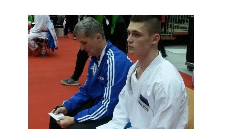 БРОНЗА Павла Артамонова на ЧМ по карате  WKF!