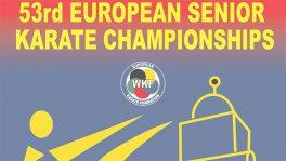 10-13 мая Чемпионат Европы по карате WKF.