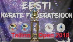 Прошел международный турнир Tallinn Open.