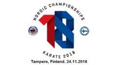 24.11.18. прошел Чемпионат Северных стран по WKF.